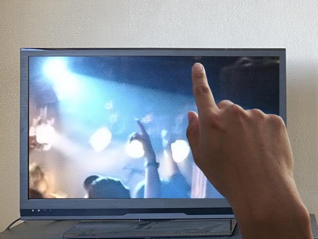 動画ライブやコンサートをテレビで見る方法